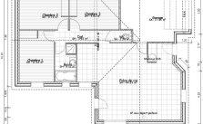 Plan maison contemporaine basse consommation